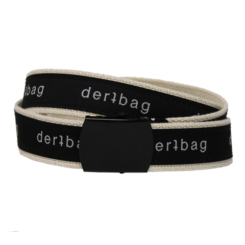 NATURAL DERTBAG WEB BELT