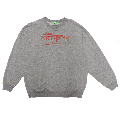 VINTAGE GREY SWEATSHIRT PROTOTYPE - XL