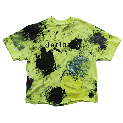 PAINTED PROTOTYPE CROPPED TEE L