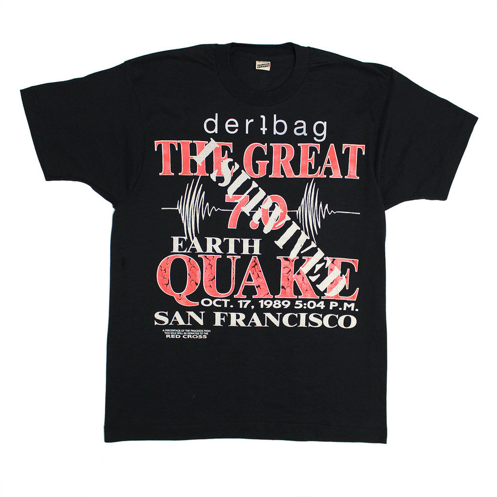 VINTAGE SAN FRANCISCO SURVIVED - LARGE