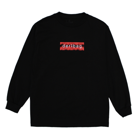 EYES OPEN EYES CLOSED Longsleeve