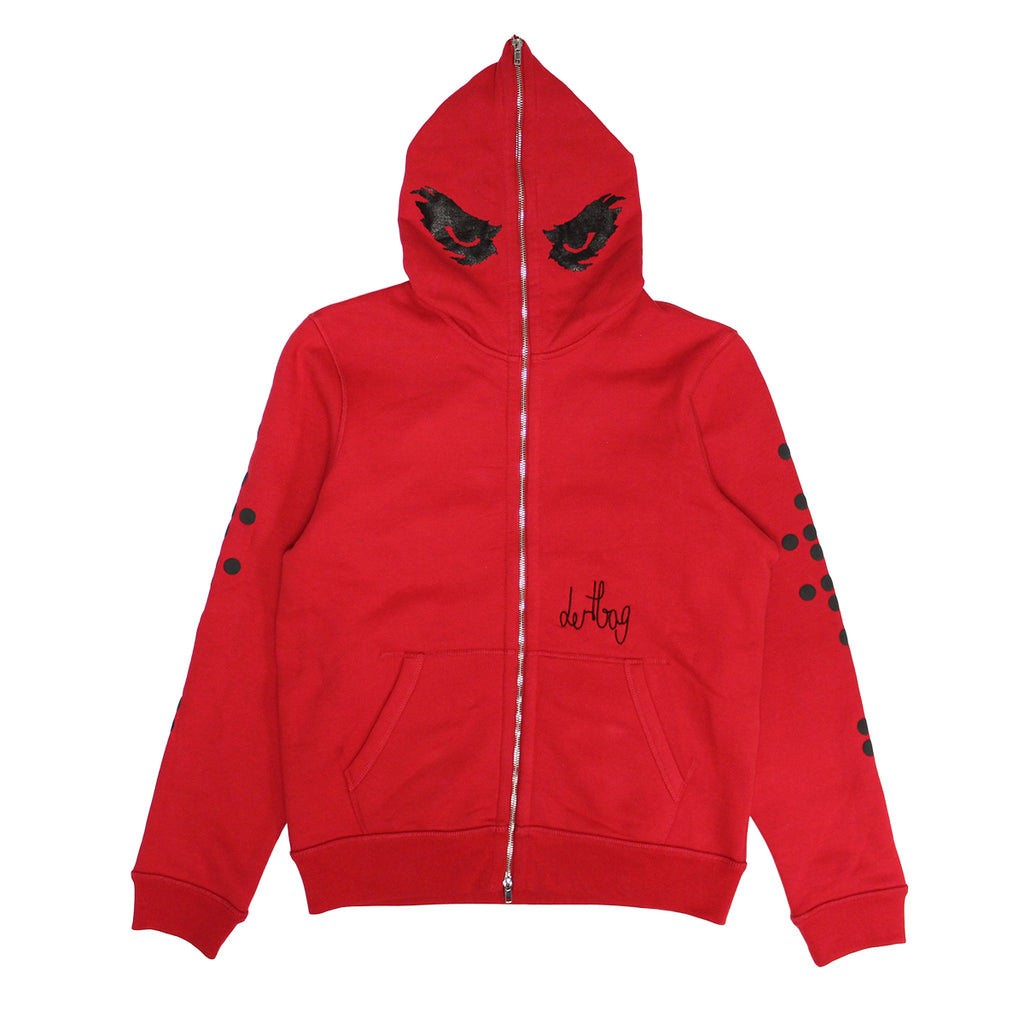 dertbag Alien Full Zip Hoody