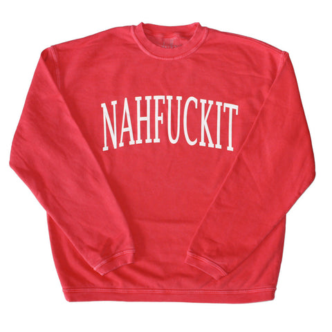 Poppy NAHFUCKIT Sweater