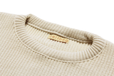 SMOKEY ATELIER KNIT SHAKER SWEATER