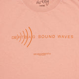 DERTBAG SOUNDWAVES T-SHIRT