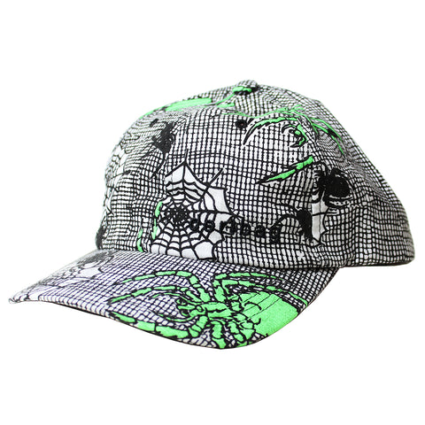 Spider Web Polo Cap