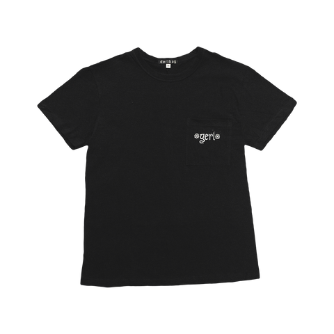 BLACK T-SHIRT PRINTED PROTOTYPE - MEDIUM 2