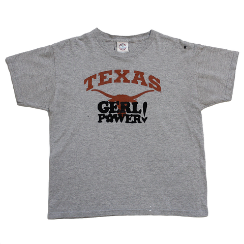 TEXAS GERL POWER T-SHIRT SMALL