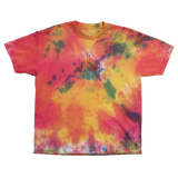 DERTBAG TIE DYE CONNECT LOGO