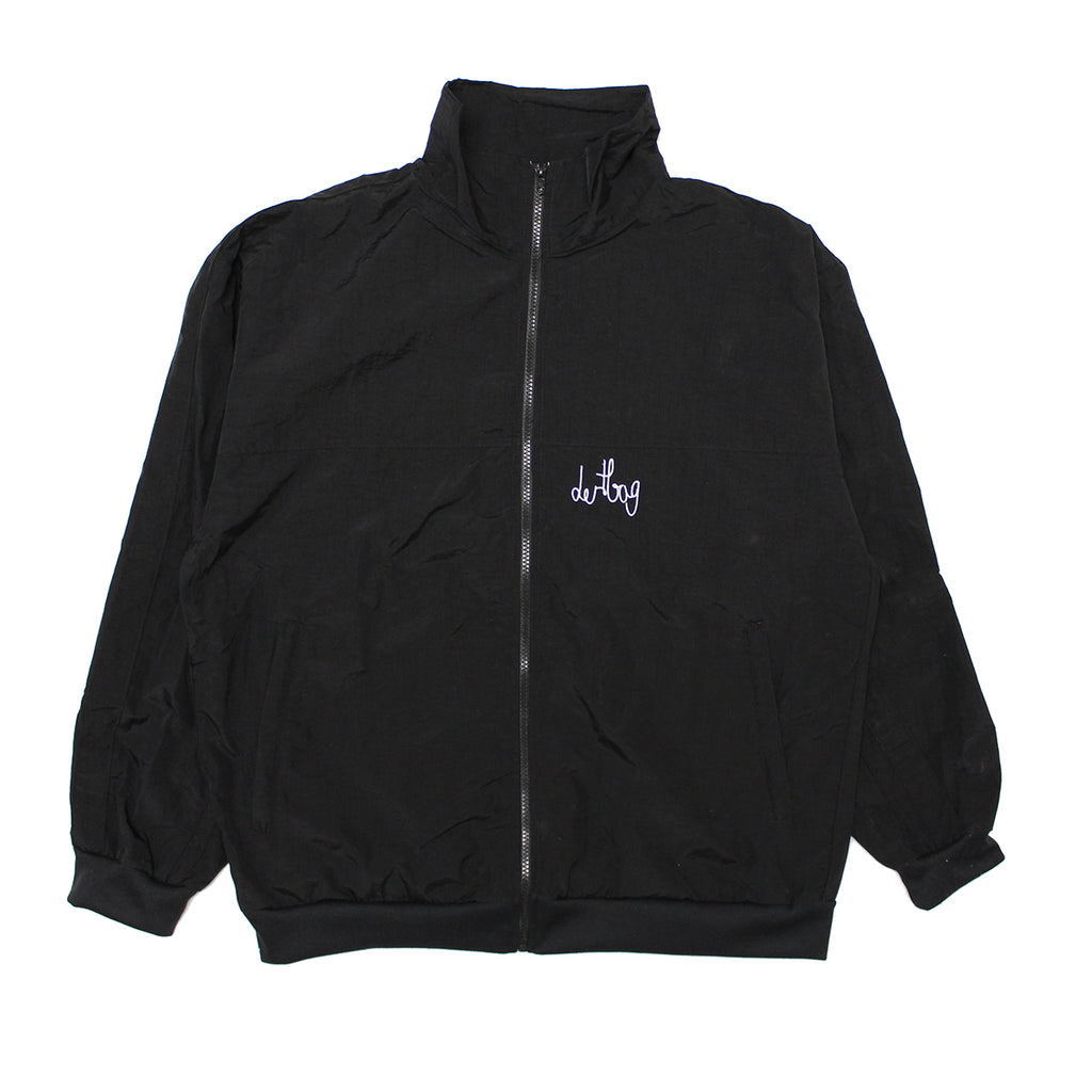 DERTBAG EMBROIDERED TRACK TOP