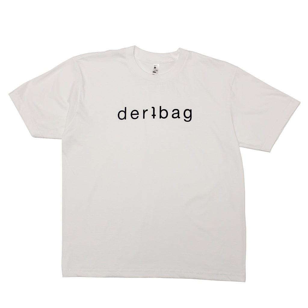 DERTBAG CHARITY HAND PRINTED T-SHIRT
