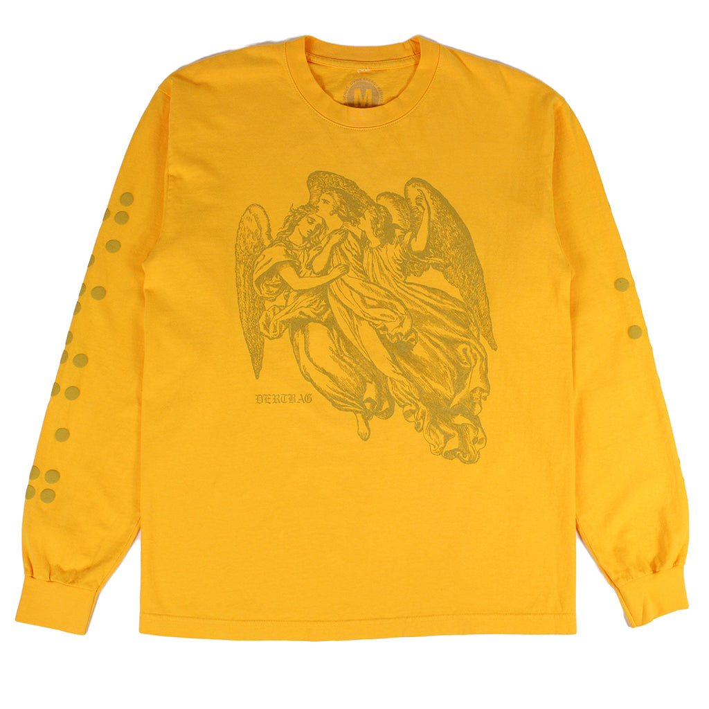 MINERAL YELLOW DIVINE ANGEL LONGSLEEVE