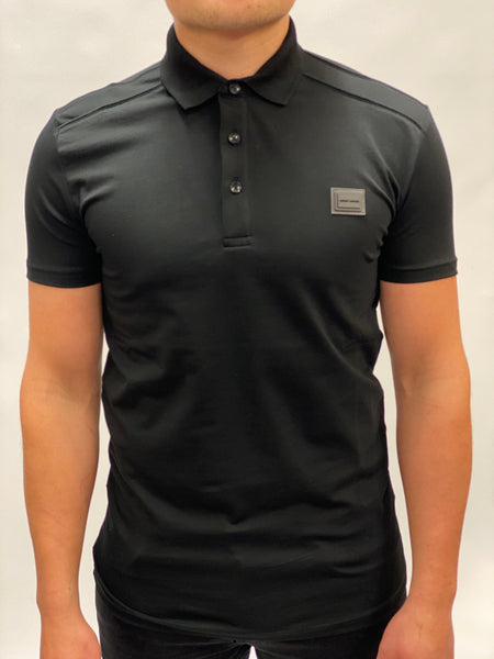 Black Basic Sport Polo Antony Morato