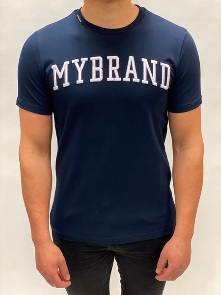 Navy Branding MB T-shirt My Brand