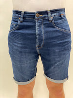 Blue Baggy Short Gabba