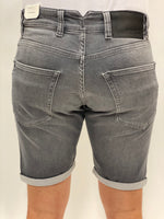 Light Grey Baggy Short Gabba