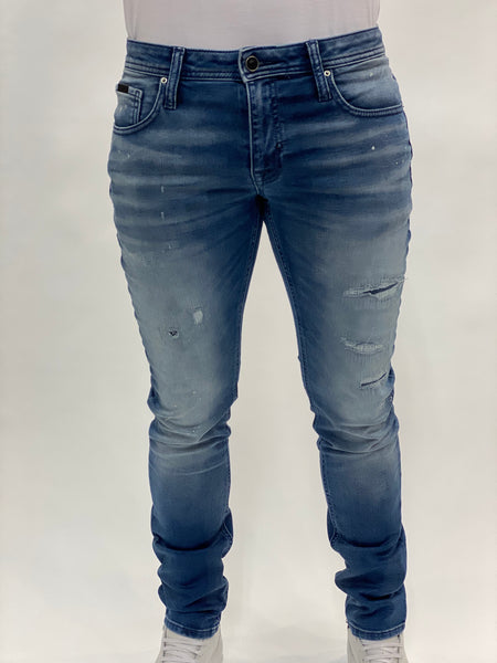Blue Damaged Jeans Ozzy Antony Morato