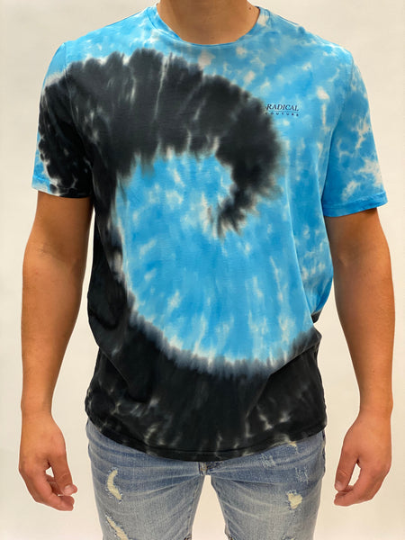 Dip and dye T-shirt Radical.