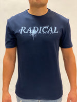 Navy T-shirt Logo Radical.