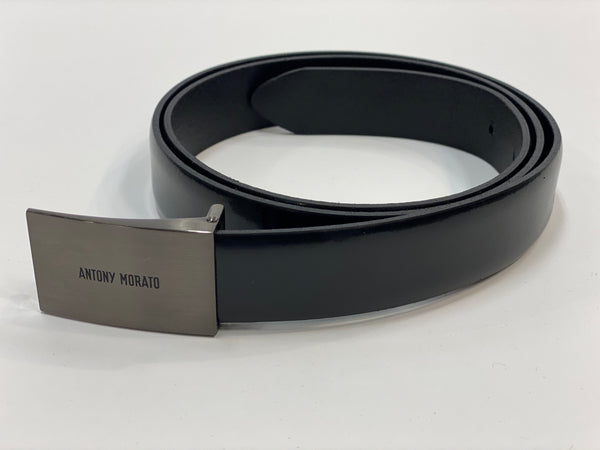 Belt Small Buckle Silver Antony Morato.
