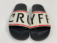 Black/White Logo Slides Cruyff