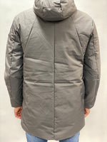 Mason Long Jacket Parka Gabba Grey.
