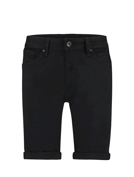 The Steve 449 Solid Black