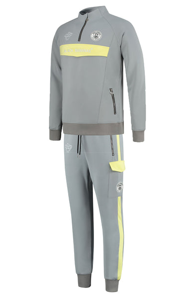 Annorak Collar Tracksuit