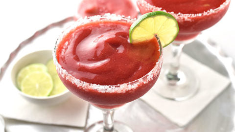 strawberry-frozen-margarita
