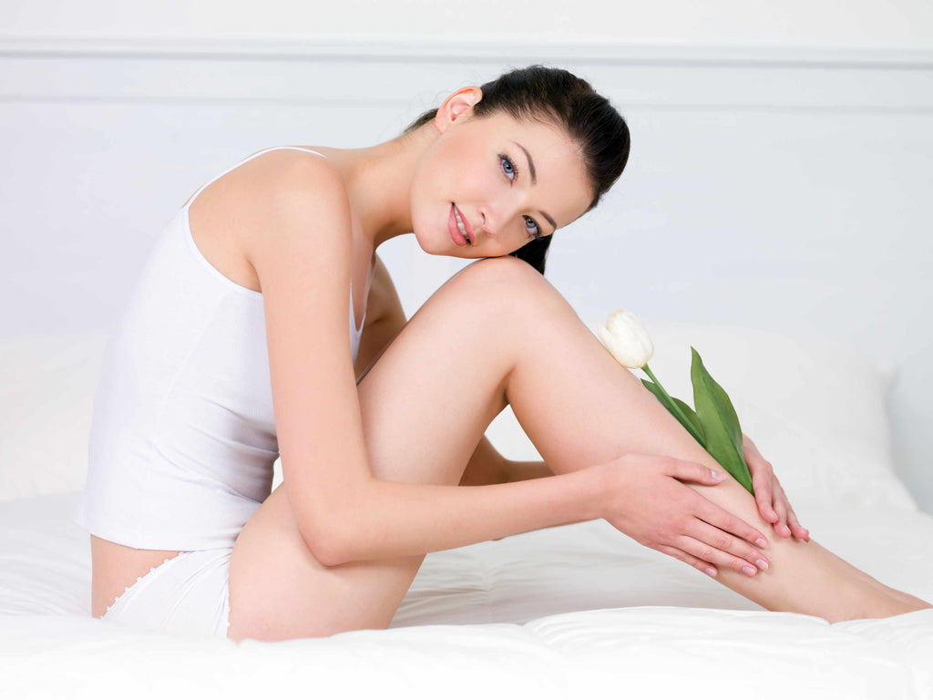 Light Colored IPL Hair Removal