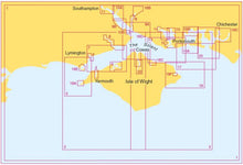 Load image into Gallery viewer, Admiralty Leisure Chart Folio - SC5600 The Solent and Approaches