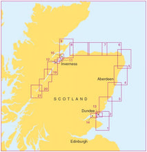 Load image into Gallery viewer, Admiralty Leisure Chart Folio - SC5617 Scotland - East Coast - Fife Ness to Inverness and the Caledonian Canal