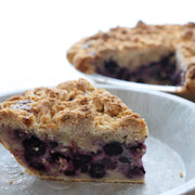 Blueberry Earl Grey Pie-Gabi & Jules