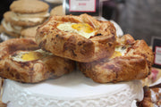Breakfast Crostatas (box of 2) - Available weekends only!-Gabi & Jules