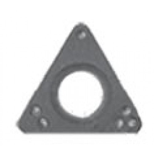 ABL-4600TH Replacement brake bits - negative rake - 10 pack. Thicker longer lasting bits for Ammco brake lathes.