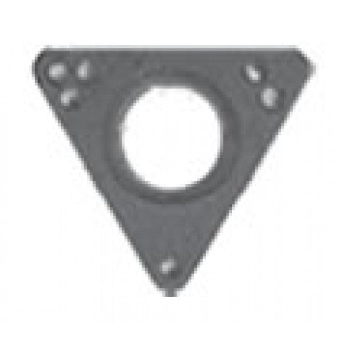 ABL-4600 Replacement brake bits - negative rake - 10 pack. For Hofmann/RJ West 660 brake lathe. OEM# 3331