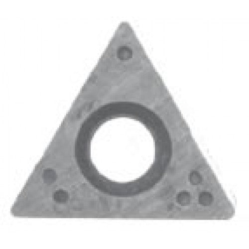 ABL-6000 Replacement brake bits - positive rake - 10 pack. For the Accuturn for all disc and drum brake lathes. OEM# 433796