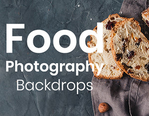 Backdrops for Food Photography