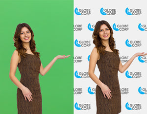 TURN HOME INTO WORKPLACE WITH GREEN SCREEN