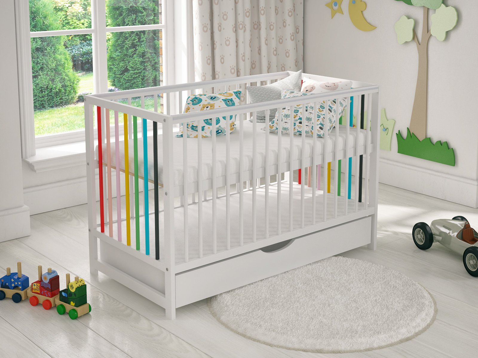 Cots,Cot Beds - Love For Sleep.com