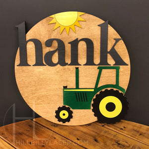 Nursery Signs - Hillbilly Laser