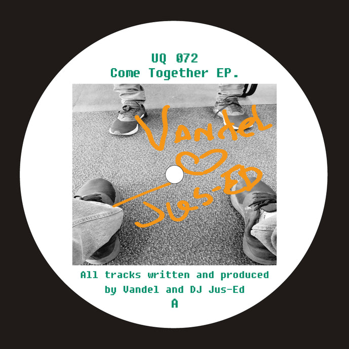 UQ-072 Come Together Ep Vinyl Record.