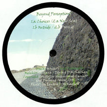 Load image into Gallery viewer, UQ-071 Beyond Perceptions Ep. Vinyl Record