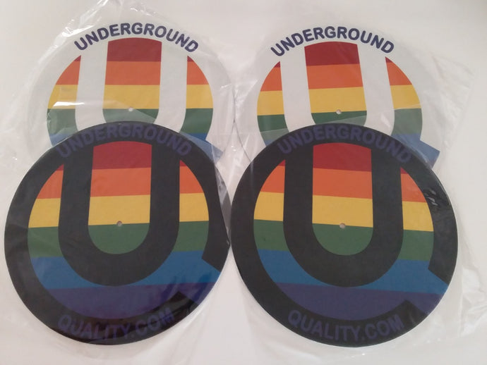 Limited Custom U.Q. Slipmats 12