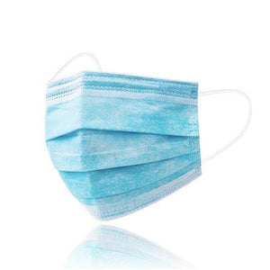50x Disposable Medical Face Masks (TGA Approved)
