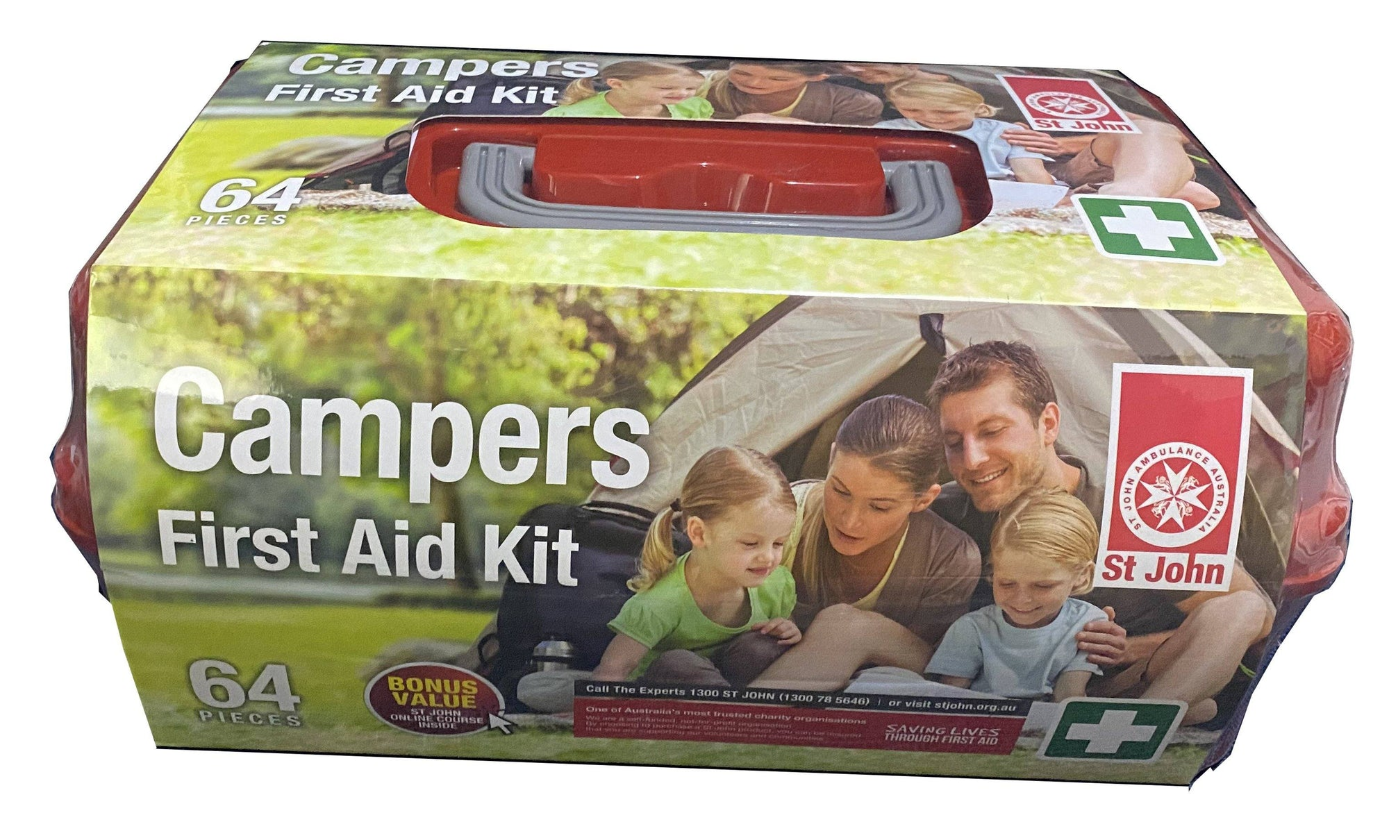 St John Campers First Aid Kit