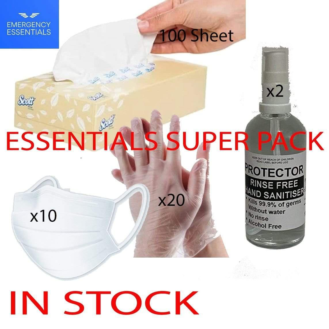 Essentials Super Pack