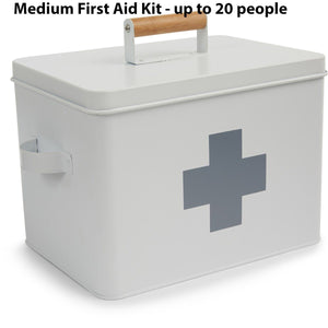 Emergency Essentials Pick - Medium First Aid Kit - Up to 20 People