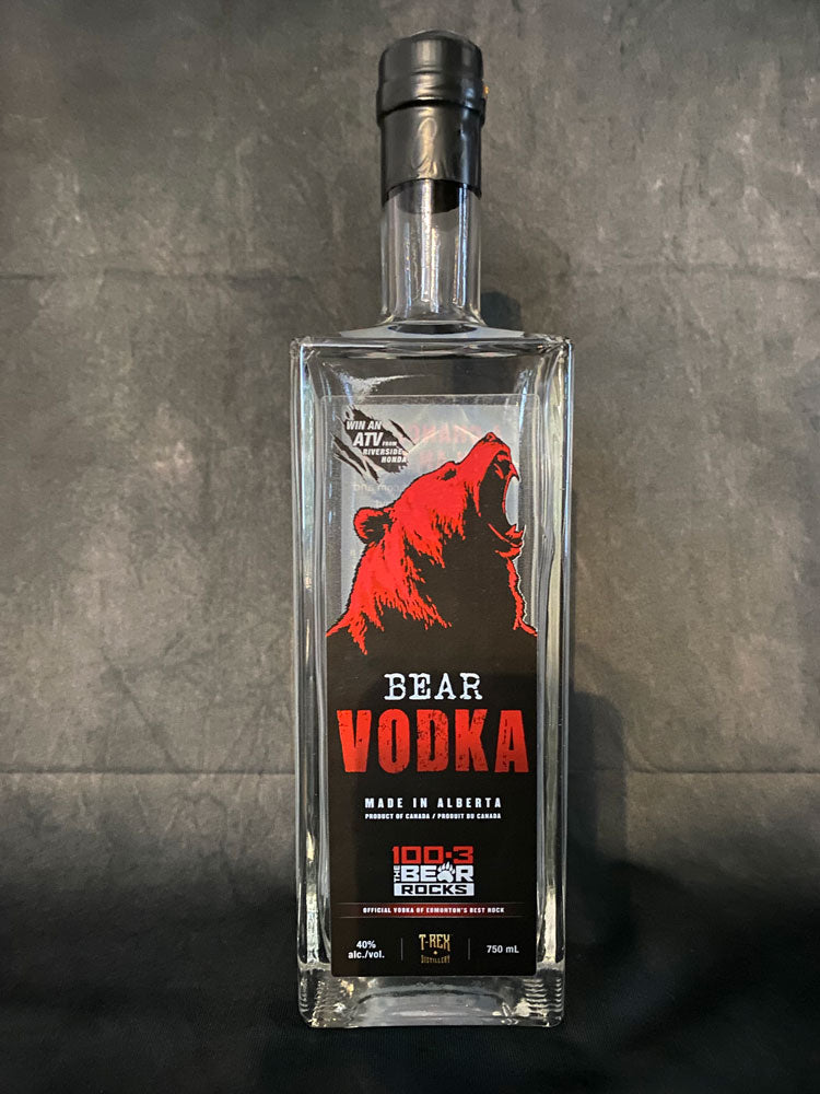 [LIMITED TIME] BEAR VODKA 750mL