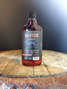 Raptor Dark Rum 375mL